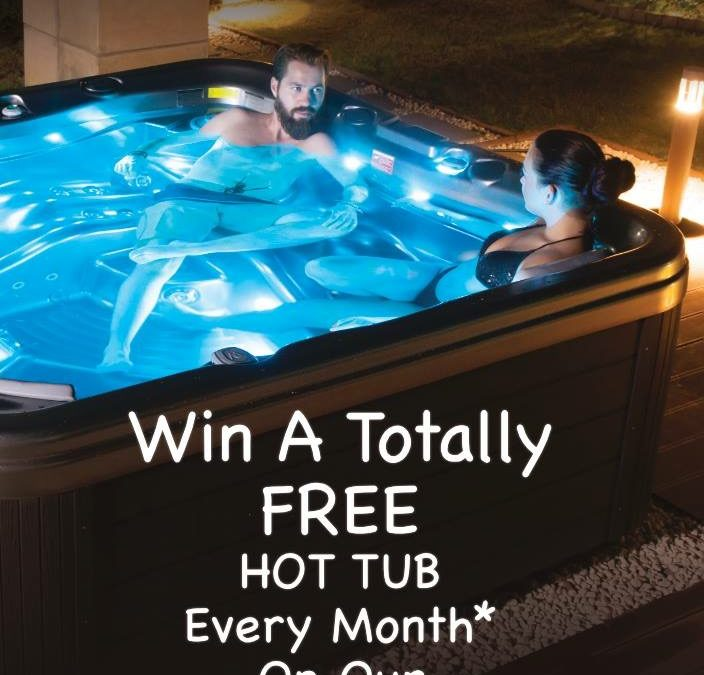 Wellis Free Hot Tub Giveaway!!!